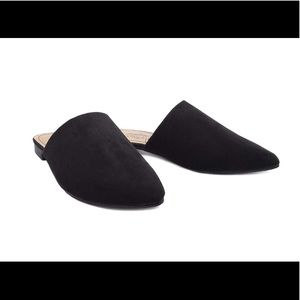 Backless Mules